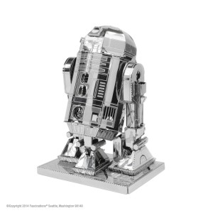 Metal Earth SW R2-D2