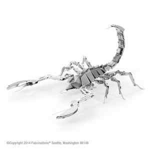 Metal Earth Scorpion