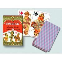Golden Russian, 55 Cards