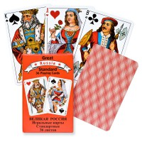Great Russia, 36 cards