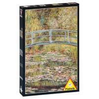 1000 d. Monet - Japonský most