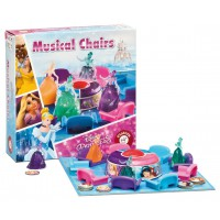 Musical Chairs Wald Disney