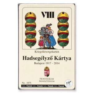 Karty mariáš. 1.světová válka - Maďarské