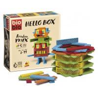 Bioblo Hello Box, 100 dílků