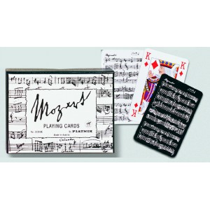 Mozart black & white