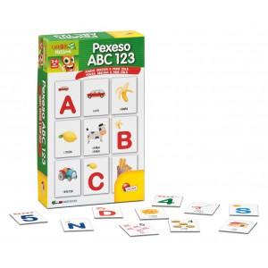 Pexeso ABC 123