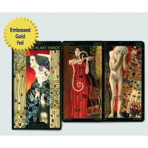 Goldenes Klimt Tarot