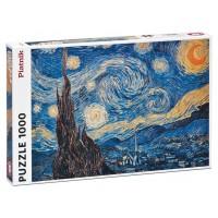 1000 Van Gogh - Hvězdná noc