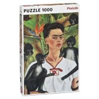 1000 d. Frida Kahlo - Autoportrét