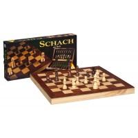 Šachy DE LUXE