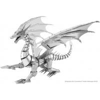 Metal Earth BIG Silver Dragon
