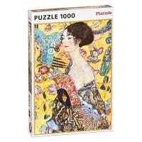 Klimt - Dáma s vějířem