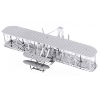 Metal Earth Wright Airplane