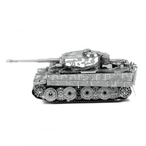 Metal Earth Tank Tiger I.