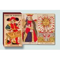 Vykládací karty Marseilské