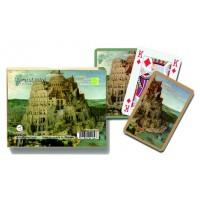 Kanasta Bruegel - Babylonská věž