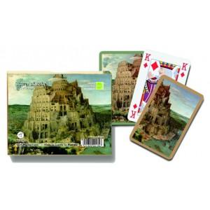 Brueghel - Babylonská věž
