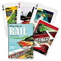 The Glory Days of Rail