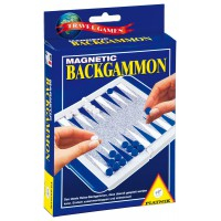 Backgammon magnet