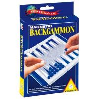 Backgammon magnet