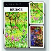 Bridžová sada Monet - Giverny
