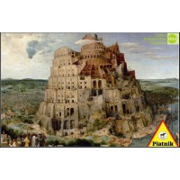 1000 Brueghel – Babylonská věž