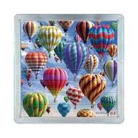 64 d. 3D Magnetické puzzle - Balony