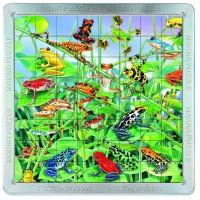 64 d. 3D Magnetické puzzle - Žáby