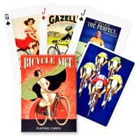 Poker Bicycle Art