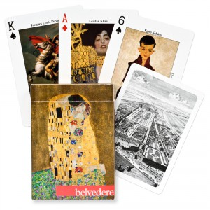 Poker Mistrovská díla z Belvederu