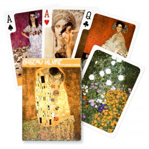 Poker Gustav Klimt