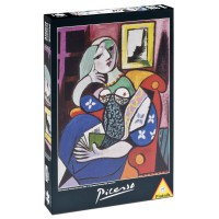 1000 d. Picasso - Dívka s knihou