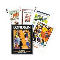 Poker Londýnské plakáty
