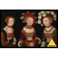 1000 Cranach – Princezny
