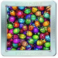 3D Magnetické puzzle - Berušky