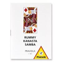 Pravidla-Kanasta,Rummy
