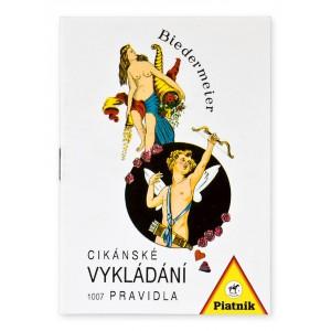 Pravidla - Cikánské vykládací karty